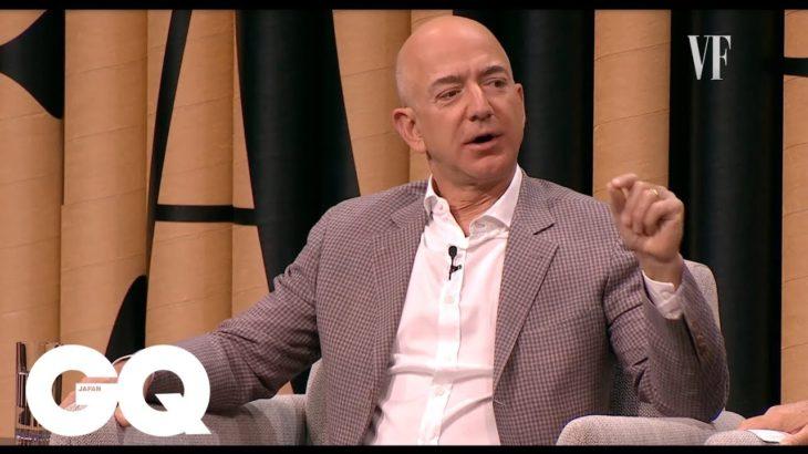 アマゾンCEOジェフ・ベゾスが語る、ビジネスを成功に導くマインド | PEOPLE | GQ JAPAN